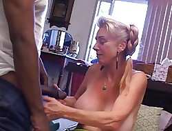 Interracial porno tube - huge tit porn