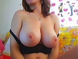 Webcam hot videos - mature big tits